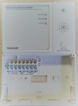 Honeywell gázérzékelő HF500 NG