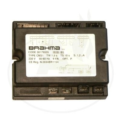 Brahma CM 31 1L/AV TW1,5 TS10