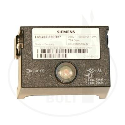 Landis-Siemens LME22.331C2 LMG22 helyett