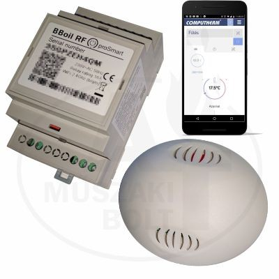 Computherm B300RF WiFi termosztát