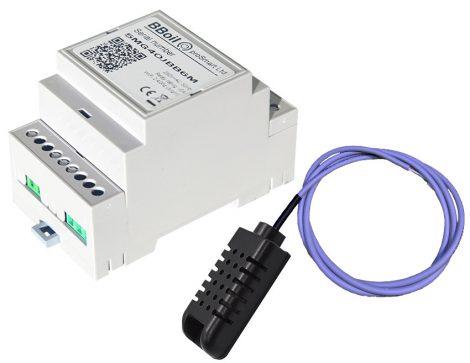 Computherm B300 WiFi termosztát (vezetékes hőmérséklet érzékelővel)